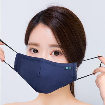 Cofoe 1pcs/bag with 4pcs filter element hanging ear type adult PM2.5 masks surgical medical  non-woven PM2.5 masks