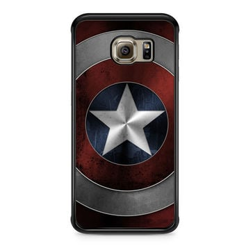 Captain America Samsung Galaxy S6 Edge case
