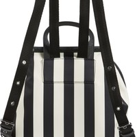 MARC JACOBS Striped Trooper Nylon Backpack | Nordstrom