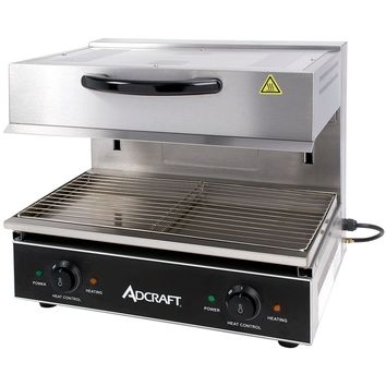 Commercial Kitchen Stainless Steel Electric Salamander 24""