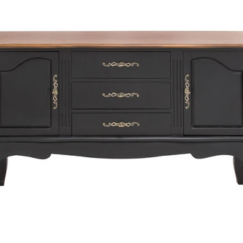 Wooden Sideboard Console Cabinet