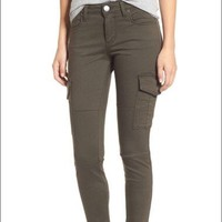 STS Blue skinny cargo pants!