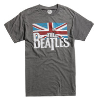 The Beatles Union Jack Logo T-Shirt