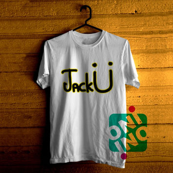 Jack Ü is Diplo and Skrillex Tshirt For Men / Women Shirt Color Tees