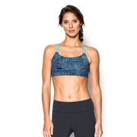 Under Armour Women's UA Eclipse Printed Sports Bra