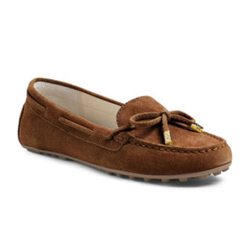 MICHAEL Michael Kors Daisy Suede Moccasin
