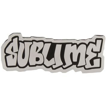 Sublime Sticker
