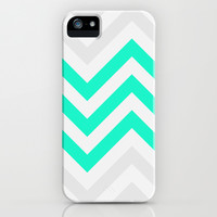 Chevronia V Revised iPhone & iPod Case by Rain Carnival