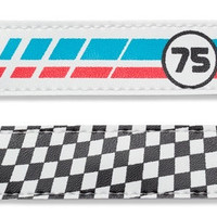 Plae Mix & Match Velcro Straps/Tabs - Racin' Stripes