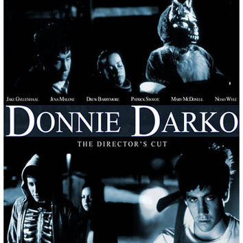 Donnie Darko Jake Gyllenhaal Movie Poster 11x17