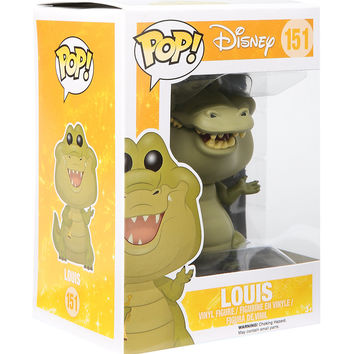 Funko Disney The Princess And The Frog Pop! Louis Vinyl Figure