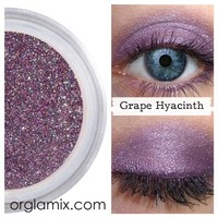 Grape Hyacinth Eyeshadow