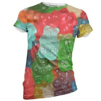 Women's Gummy Bears Tee