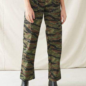 Vintage Tiger Stripe Camo Pant | Urban Outfitters