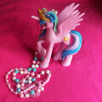 MLP Princess Celestia Necklace