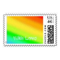 """With Love"" Stamp"