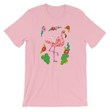 Cute Flamingo Shirt Flamingo Gift - Shipping Included