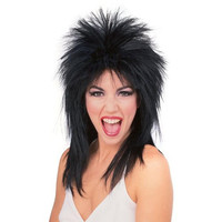 Rubie's Costume Co Superstar Halloween Party Costume Wig