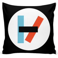 Twenty-one Pilots Couch Pillow