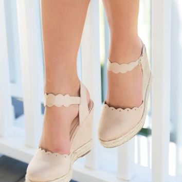 The Jasper Wedges | Monday Dress Boutique