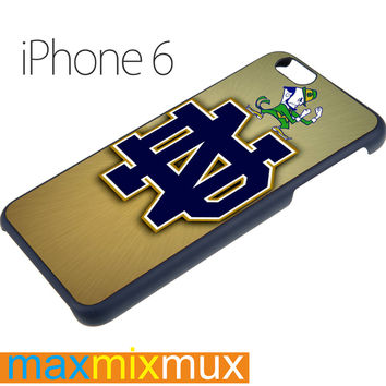 Rare Notre Dame Fighting Irish iPhone 6/6+ Series Hard Case