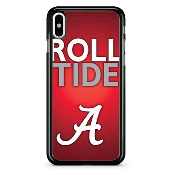 Alabama Beat Texas iPhone X Case