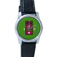 Zombie Distortion Guitar Effects Pedal Wrist Watch