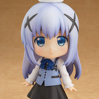 Chino Nendoroid Is the ordera rabbit? (PRE-ORDER)