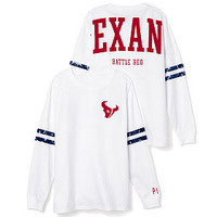 Houston Texans Bling Varsity Crew
