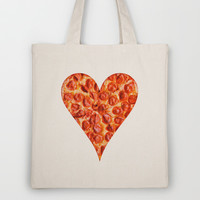 PIZZA Tote Bag by Good Sense