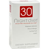 Creative Bioscience 30 Night Diet 60 - 60 Vcaps