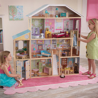 KidKraft Majestic Mansion with Furniture - 65252