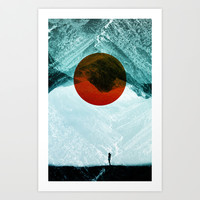 Found in isolation Art Print by Stoianhitrov