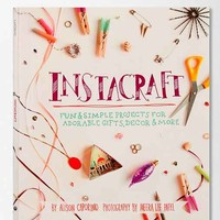 Instacraft: Fun And Simple Projects For Adorable Gifts, Decor, And More By Alison Caporimo- Assorted One