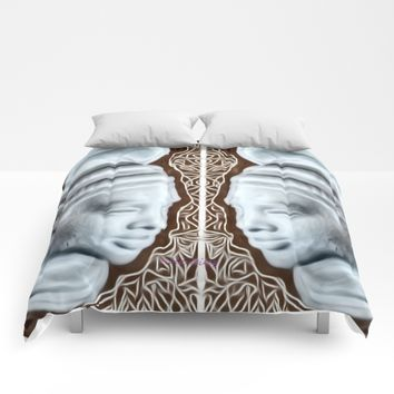 #Queen Comforters by violajohnsonriley