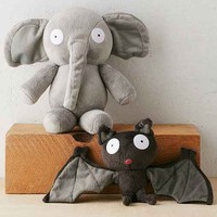 Bat Elephant Plush Set