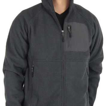 Stillwater Supply Co. Denali Men's Winter Fleece Jacket Coat