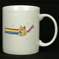 Doge Shibe For Ceramic Mugs Coffee *