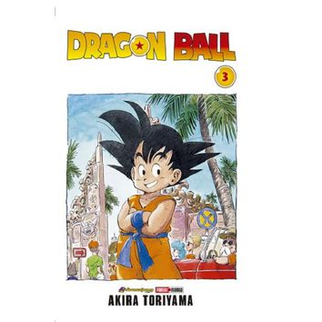 MANGA DRAGON BALL #3