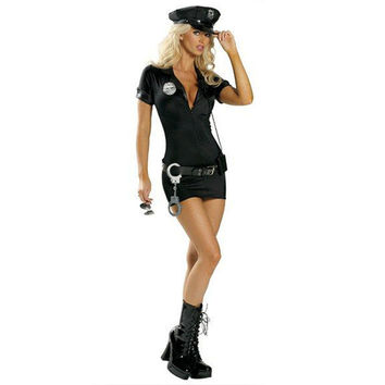Halloween Cool Sexy Strong Character Costume [8979026759]