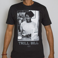 Paper Root Clothing — The Trill Bill Tee - Black
