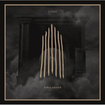 J. Cole - Born Sinner [Clean]