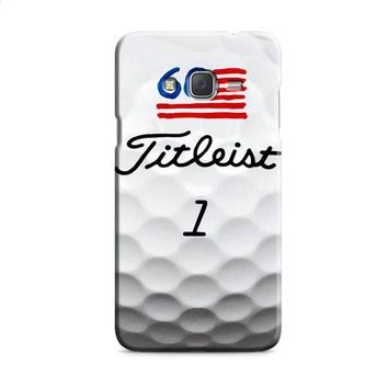 Titleist Golf Ball Print Samsung Galaxy J7 2015 | J7 2016 | J7 2017 Case
