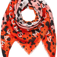 Marc by Marc Jacobs - Printed Scarf