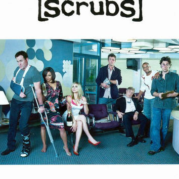Scrubs 11x17 TV Poster (2001)