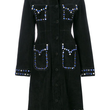Ellery multi-stud Button Jacket - Farfetch