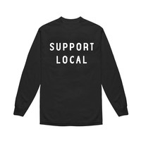 Support Local LS - Black