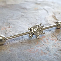 Turtle Industrial Barbell 14g