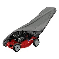 Dallas Manufacturing Co Push Lawn Mower Cover - Black