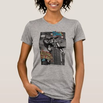 Pop Art Comic Gorilla Poster T-Shirt
